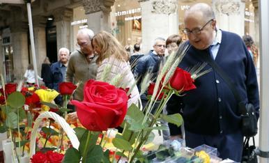 Diada de Sant Jordi 2019