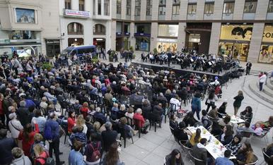 IMÁGENES. Diada de Sant Jordi 2019
