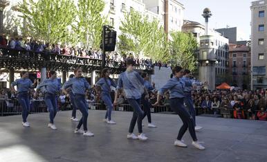 © La danza toma Lleida por un día