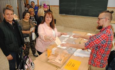 Eleccions generals 2019 a Lleida