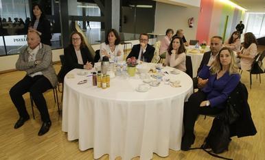 Jornada 'Reptes futurs del sector sanitari'