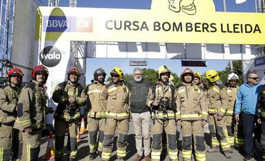 Cursa BBVA CX Bombers Lleida 2019