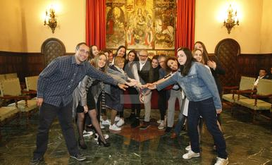 © Lleida, a punto para la Festa Major