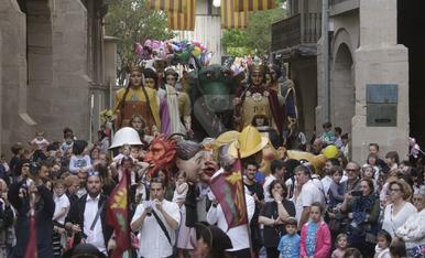 Fiesta Mayor de Lleida 2019