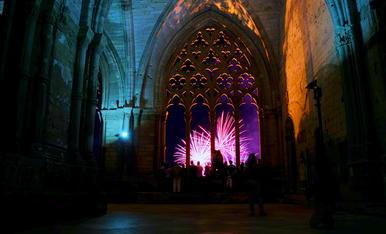 La nit del foc a Lleida
