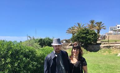 A la boda d' uns amics a Vilanova, BODA TEMÀTICA ANYS 20!  però sense la Llei Seca