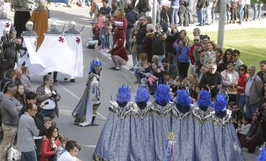 Fiesta de Moros y Cristianos de Lleida 2019