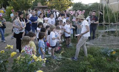 © El campo de Lleida abre sus puertas