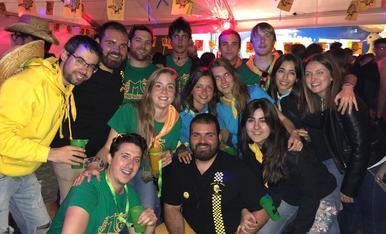 No hi ha millor festa que l'Aplec de Lleida amb gent de tot arreu!