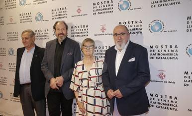 Inauguració de la 25a Mostra de Cinema Llatinoamericà de Catalunya