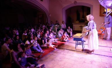 Festival de Contes i Teatre de Carrer Marrameu de Torrelameu