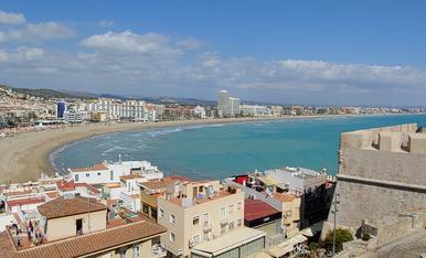 Platges encara desertes que esperen rebre aviat a multitud de visitants
