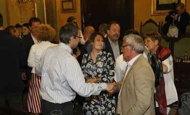 Últim ple de la legislatura a la Paeria