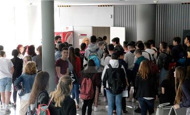 Selectivitat 2019 a Lleida