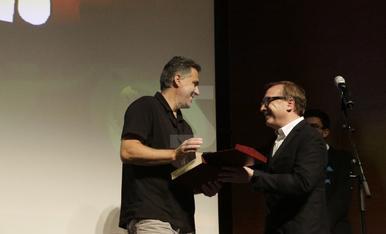 Cloenda de la 25a  Mostra de Cinema Llatinoamericà de Catalunya