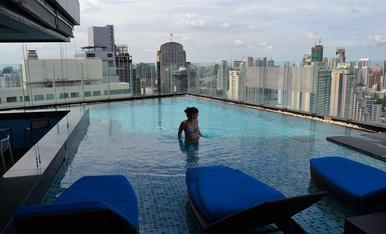 Moments únics de Bangkok per a poder-te relaxar.