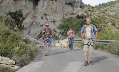 © Visitantes pese a la avalancha