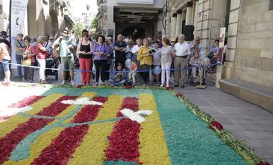 Festa del Corpus a Lleida