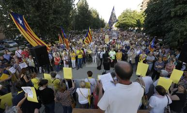 © Lleida pide la mediación de Europa