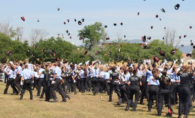 © 800 nuevos mossos y policías locales, 64 de Lleida