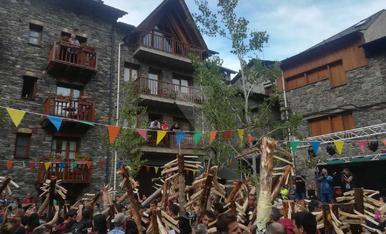 Falles del Pirineu de Lleida
