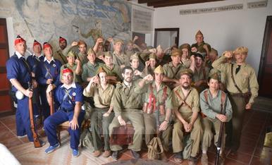 © Tudela revive su escuela militar