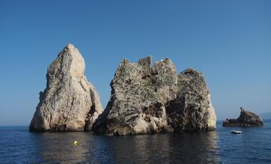 Illes Medes, gaudint la natura del nostre país...