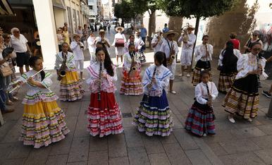 © Música y color en el festival Fem Banda