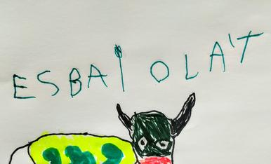La vaca de l'Esbaiola't 2019