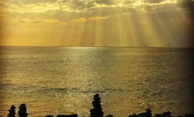 Capvespre a Costa Adeje. Tenerife