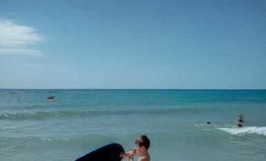 Un dia de platja