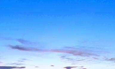 Posta de sol a l'Escala, a la Costa Brava.