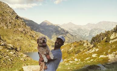 Aprofitant dies de vacances al Pirineu