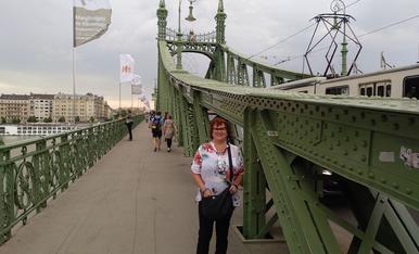 El pont de les cadenes de Budapest