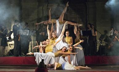 © Bach en danza en la antigua Iesso