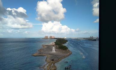 Marxant de les Bahames!
