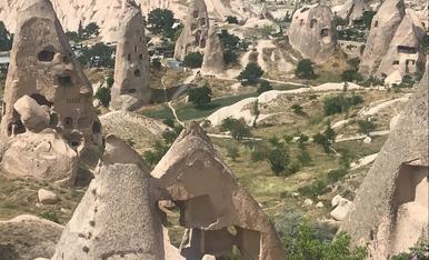 la göreme (Capadocia - Turquia)