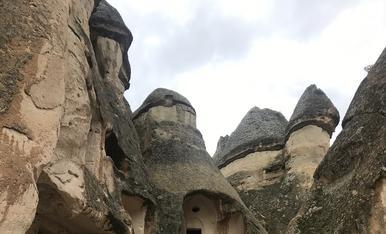 Vall de les fades (capadocia - Turquia)