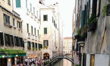 Carrer de Venècia