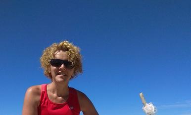 Vacances a La Vall de Boí Taüll. Al cim del Besiberri