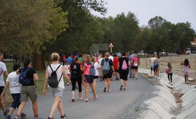 Caminada popular d'Alpicat