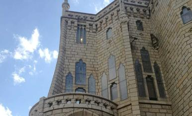 Palau Episcopal de Gaudi a Astorga