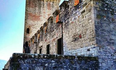 Chateau de Foix, França.
