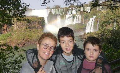 Catarates d'Iguazú. Argentina
