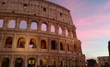 Roma en flames