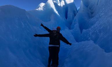 Descobrint el Perito Moreno (Argentina) per dins!