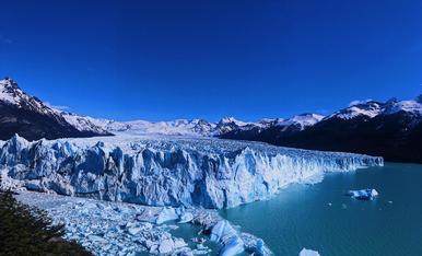 La Patagònia i el Parc Nacional dels Glacials en estat pur. Unes vacances d'estiu fresquetes.