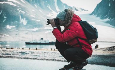 Capturant l'emoció de l'Àrtic