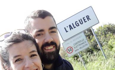 Viatge a l'Alguer (Sardenya) per escollir el nom del nostre primer fill, a poques setmnes de néixer. Finalment, es diu Alguer