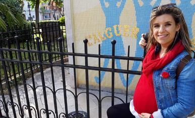 Viatge a l'Alguer (Sardenya) per escollir el nom del meu primer fill, a poques setmanes de néixer. Finalment, es diu Alguer, per remmemorar l'estada al país català de Sardenya.